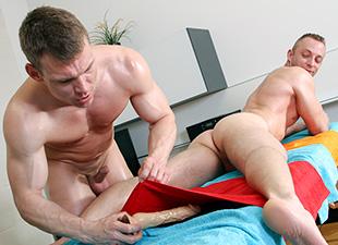 Sexy Men At Anal Sex